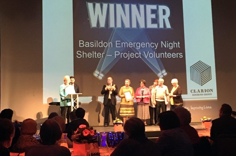 Basildon's Award winning Emergency Night Shelter