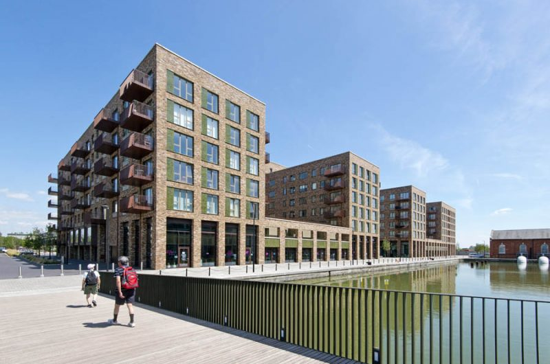 Royal Albert Wharf sweeps top prizes