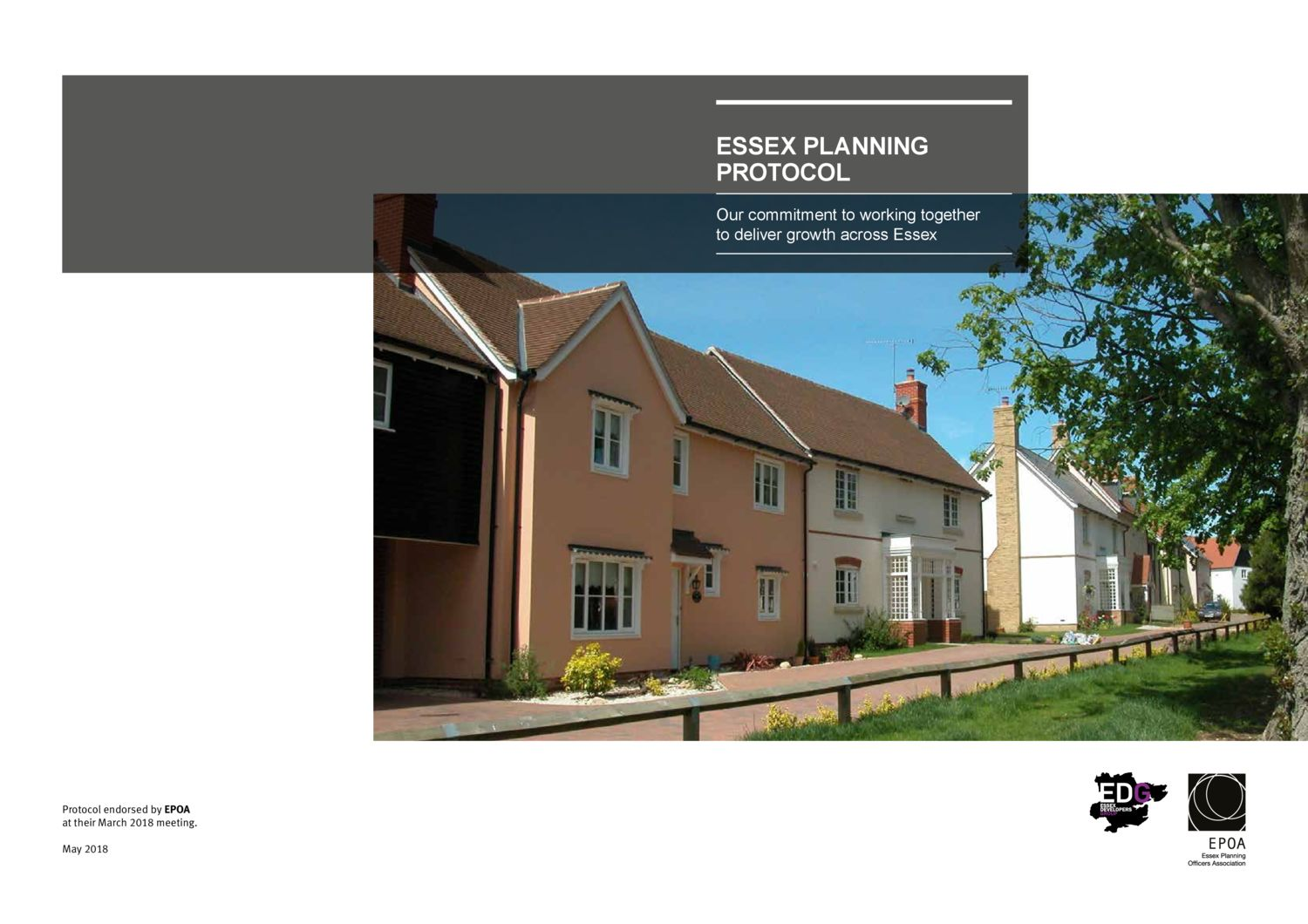 Greater Essex Planning Protocol