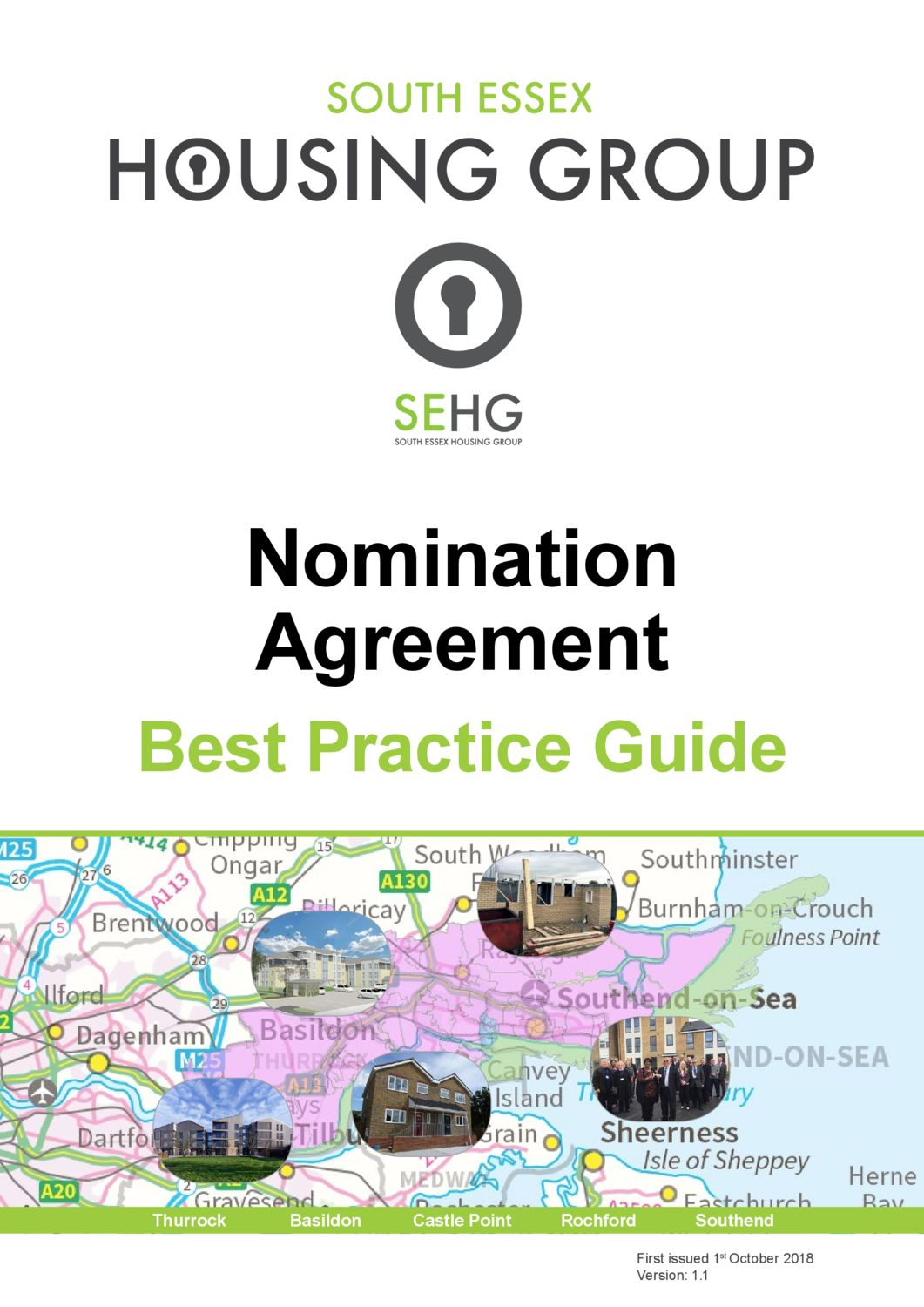 Nomination Agreement Best Practice Guide