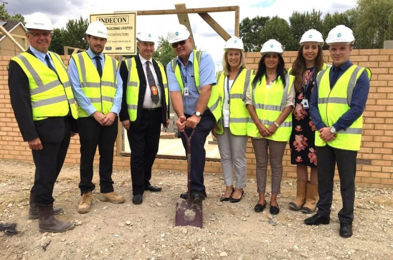 Work Underway at Sites in Basildon and Billericay