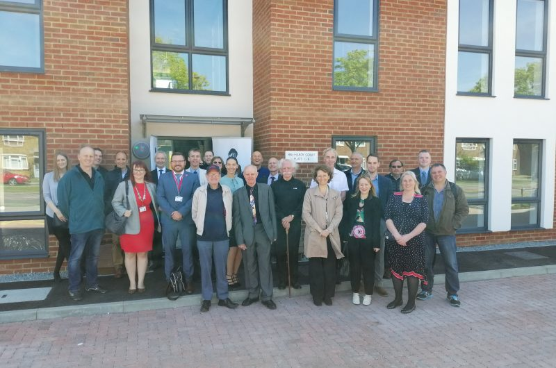 Southend-on-Sea Borough Council unveil latest phase of affordable housing development