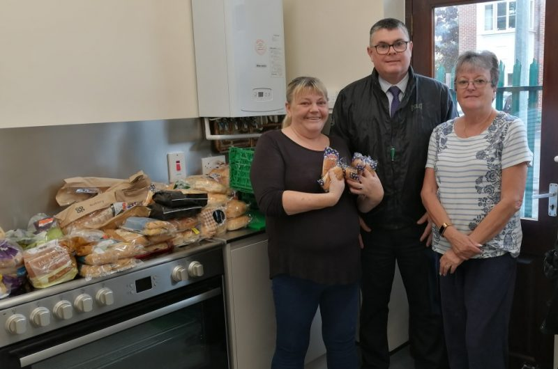 Sanctuary funding helps food go further in Rochford