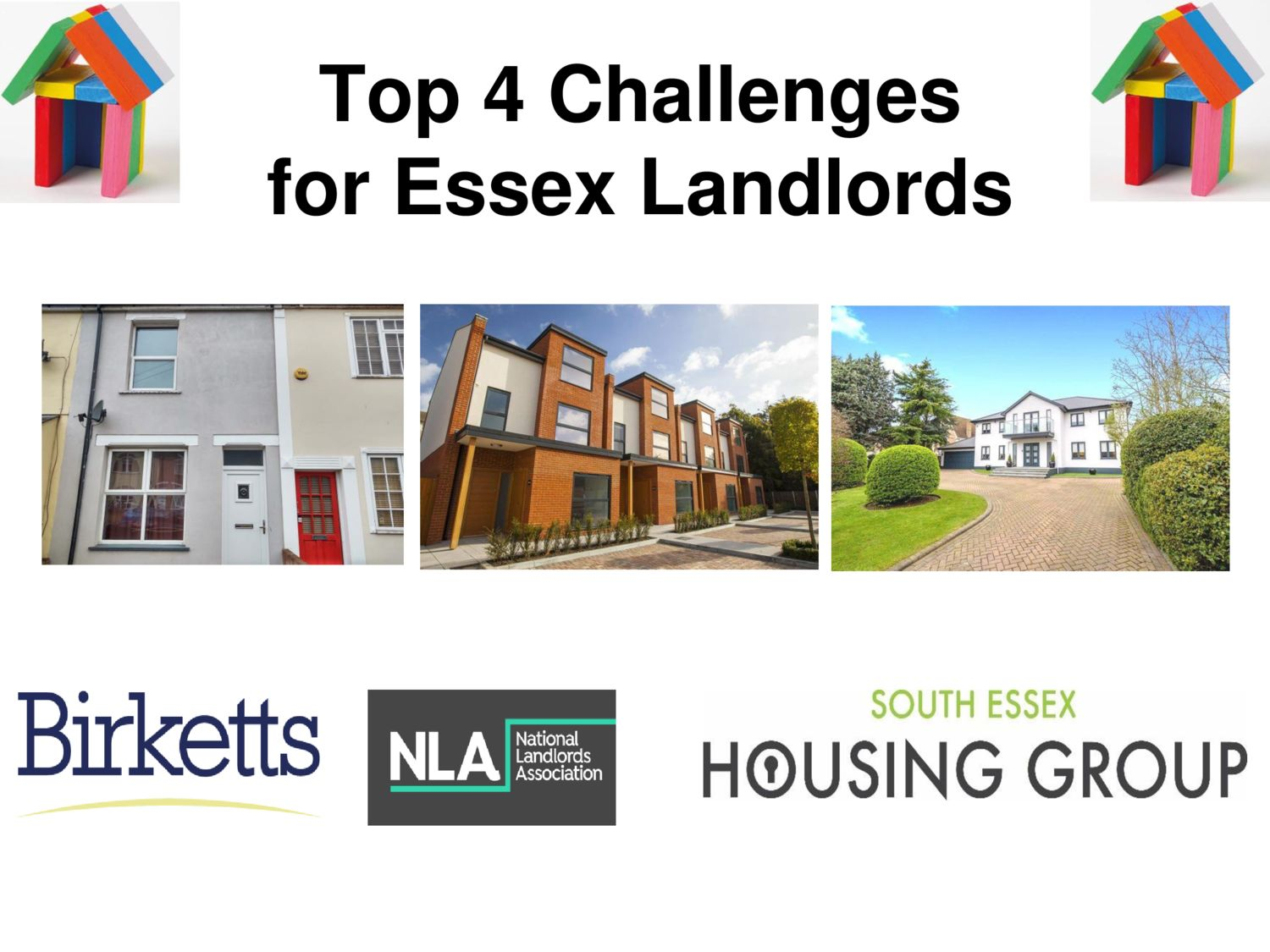 Top 4 Challenges for Essex Landlords