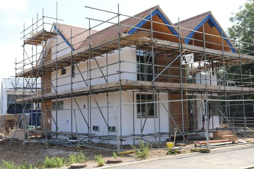 One in three people are interested in self build, but being able to finance it remains the biggest barrier.