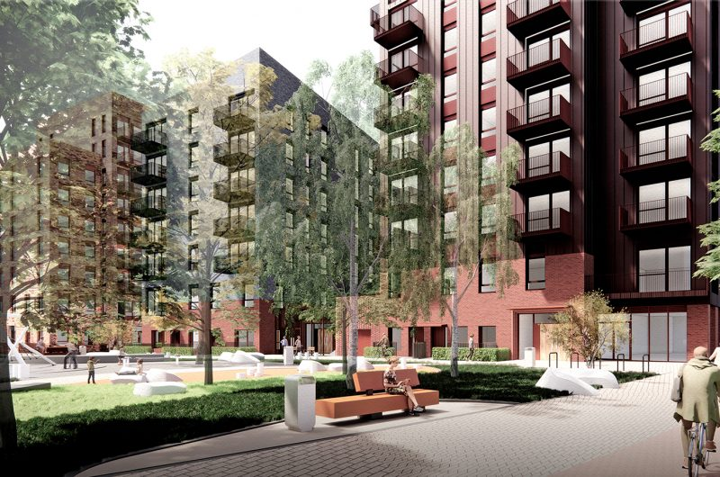 £500m+ Better Queensway regeneration receives planning approval for hybrid application